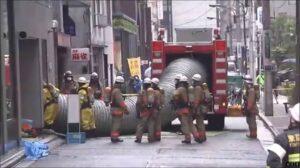 二酸化炭素消火設備による事故