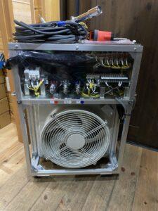 自家発電設備負荷試験