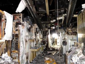 ルネサスエレクトロニクス火災 消防設備保守点検 消防点検