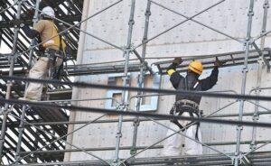 特定建築物定期調査 外壁調査