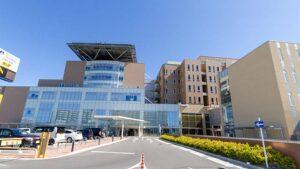 海南病院 消防設備保守点検 中部消防点検サービス株式会社