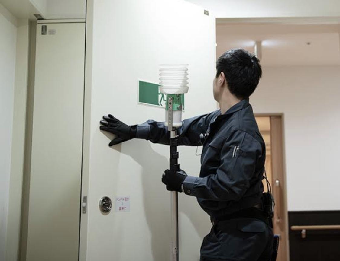 防火設備検査